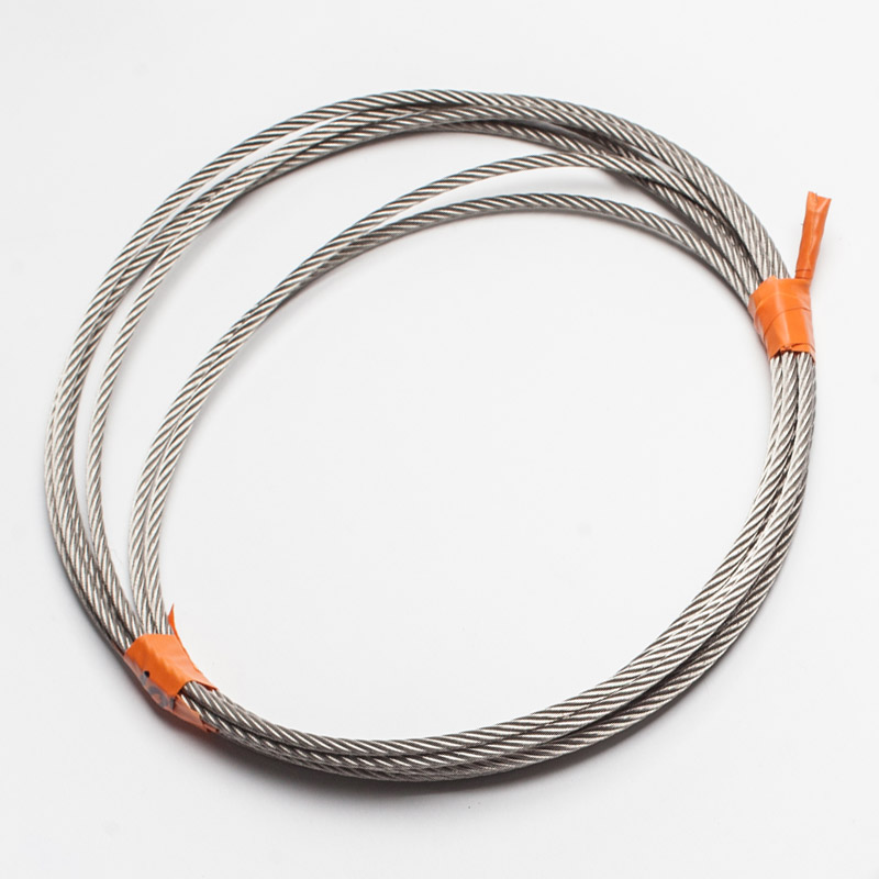 316 Marine Grade Stainless Steel Cable