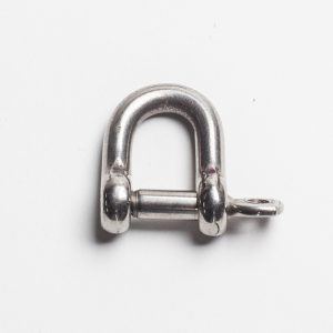 316 Marine Grade Stainless Steel D-Shackle