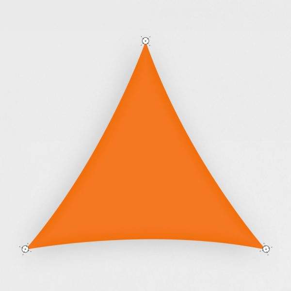 Nor'Wester Premium Triangle Shade Sail