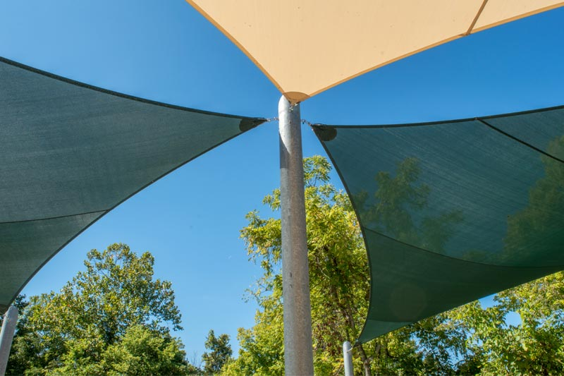 Point Peele Shade Structure