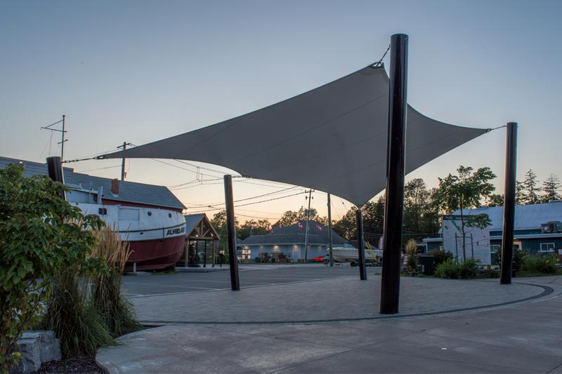 Port Dover Shade Structure