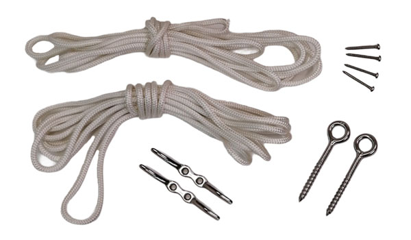 Roman Shade Pulley System Product Page