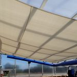 Custom Sized Shade Sails photo review